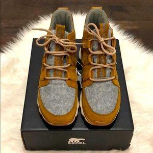 Sorel sneaker boots